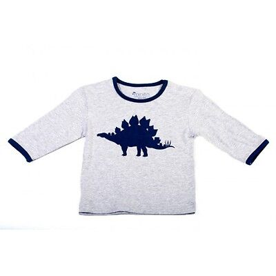 Minifin Boys Stegosaurus Tee Sizes 000-2 **Clearance**