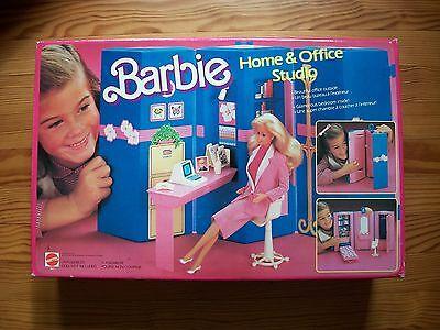 ☼ Mobilier barbie vintage : studio day to night 1984 ☼