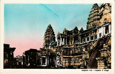 CPA Cambodge Indochine Angkor-Wat . (550785)