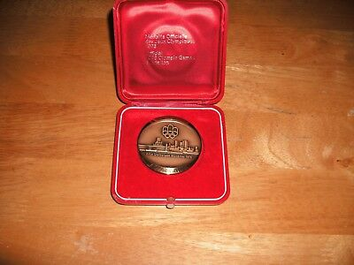 1976 Canadian Olympic Games Bronze Medal