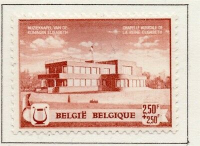 Belgium 1940 Early Issue Fine Mint Hinged 2.50F. 173944