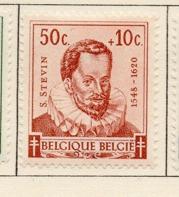Belgium 1942 Early Issue Fine Mint Hinged 50c. 174105