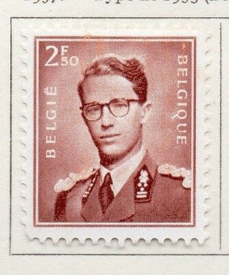Belgium 1957 Early Issue Fine Mint Hinged 2.50F. 174157