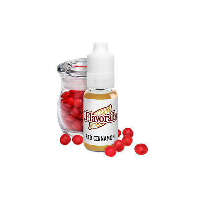 Flavorah Red Cinnamon - Flavour Concentrate for DIY E-Liquid Mixing