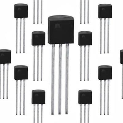 10x 2N5460 P- Channel General Purpose FET Transistor PACK OF 10