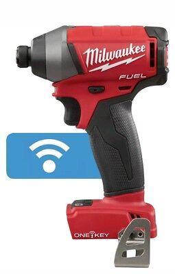Milwaukee 2757-20 M18  1/4in. Hex Impact Driver with 1 Key(Tool Only)