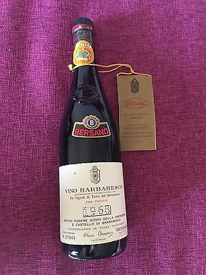 Barbaresco Bersano 1968