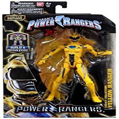 Limited Edition Mighty Morphin Power Ranger Legacy Movie Figures Toys R Us Exclu
