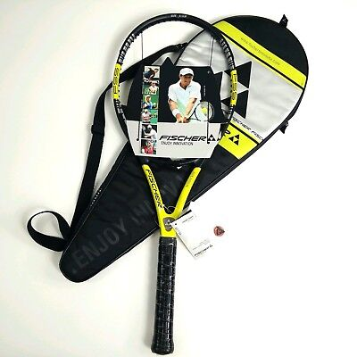 Fischer Tennis Racquet Pro Extreme FT Test L3: 4 3/8 New with Case Unstrung NWT