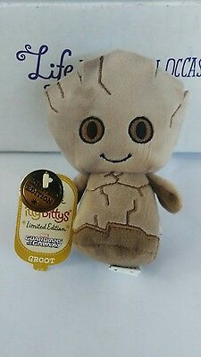 Hallmark Itty Bittys Groot Limited Edition