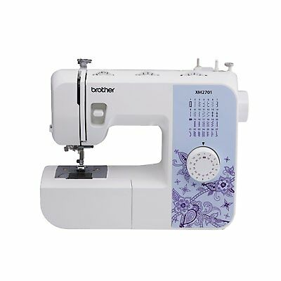 New Brother Electric Lightweight Best Home Sewing Machine 27 Stich LED Light