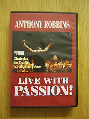 Tony Robbins - Live With Passion