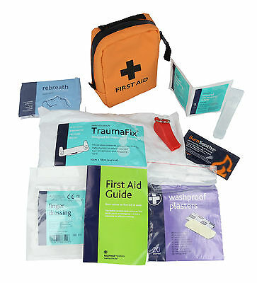 Arborist Tree Climbing First Aid Kit For Chainsaw User - Top Handle Saw