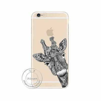 Tinker Bell Cat Snow White Little Mermaid Cartoon Soft TPU Silicone Case Cover F
