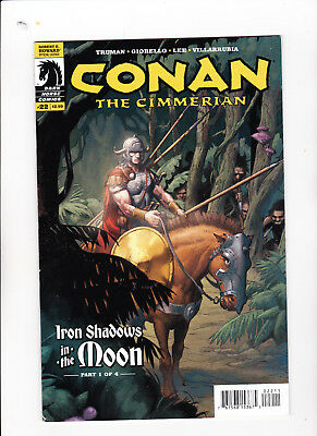 Conan the Cimmerian #22 NM