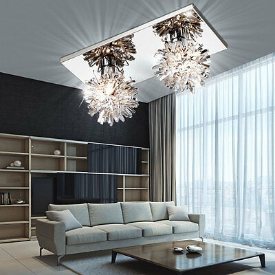 Aluminum Light Ceiling Lamp Living Eat Sleep Children Room Lighting Kitchens