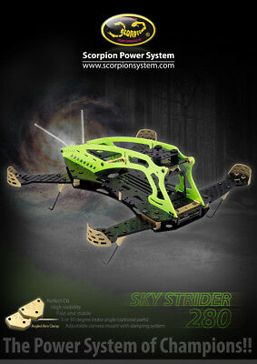Scorpion Sky Strider 280 Racing Quadcopter Kit