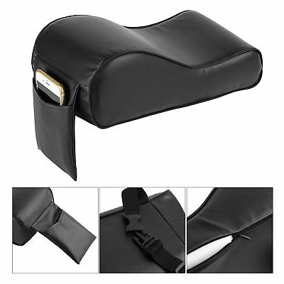 Universal PU Leather Car SUV Center Box Seat Armrest Console Pad Cushion Cover