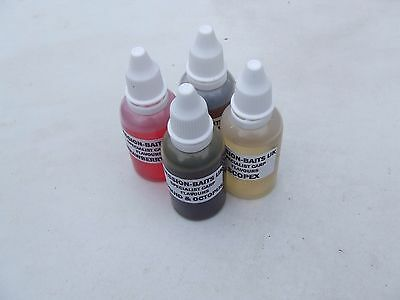 Carp Liquid Flavours, Booster Shots 10Ml Any Flavour