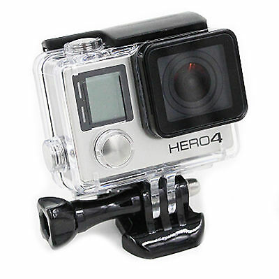 45M Wasserdicht Housing Protektor Hülle Kamera Case Mount Für GoPro HD Hero 4