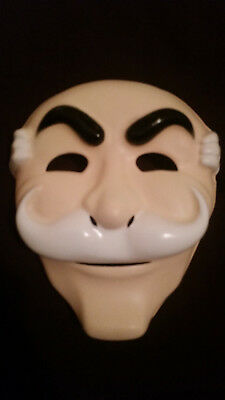 Mr Robot, F.Society, Style Hacker Halloween Party Mask Elliot Alderson Ecorp