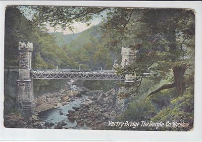 AK Wicklow, Vartry Bridge 1910