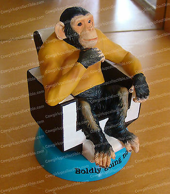 Star Trac, BOLDLY Going Nowhere (Going Ape by Westland, 13843) Chimpanzee