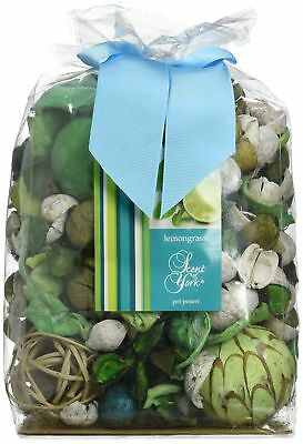 Scent of York sybblg Big Bag Pot Pourri Lemon Grass Pot Pourri Azur 16 x (M6C)