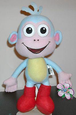 "Stuffied Animal 12"" Boots Plush Doll From Dora The Explorer"