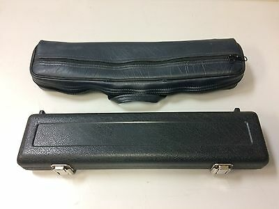 B Foot Flute Case with Case Cover (M)