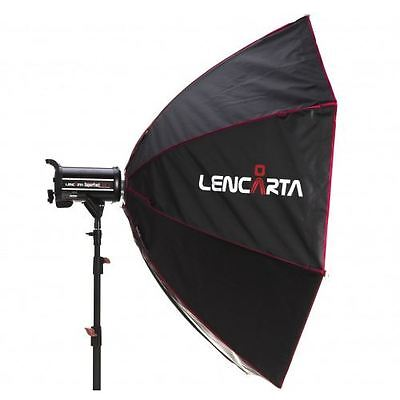 Lencarta 120cm RedLine Pro Profold Folding Octa Softbox for Studio Flash