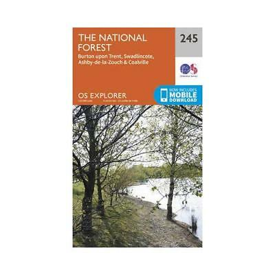 The National Forest by Ordnance Survey