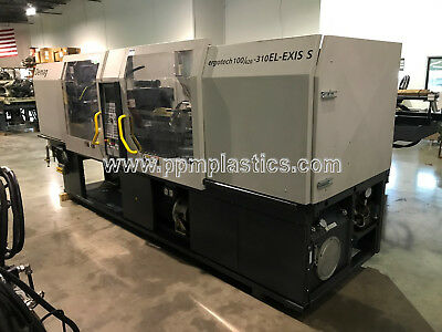 2000 Demag EL-Exis S100-3.2 (7167 0019), used plastic injection molding machine