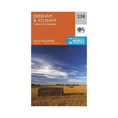 East Dereham & Aylsham by Ordnance Survey