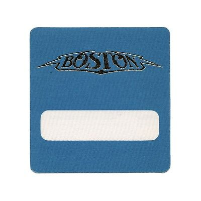 Boston authentic VIP 1987 tour Backstage Pass