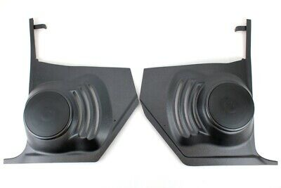 64 65 66 Chevy Chevelle El Camino Kick Panel Housings 100 Watt Speakers NO AIR