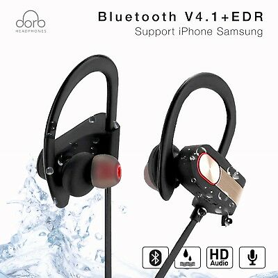 Wireless Headphones Bluetooth Earphones with Mic for iPhones, Samsung, Studios