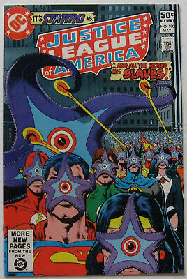 Justice League of America #190 (May 1981, DC), NM, Starro enslaves the JLA