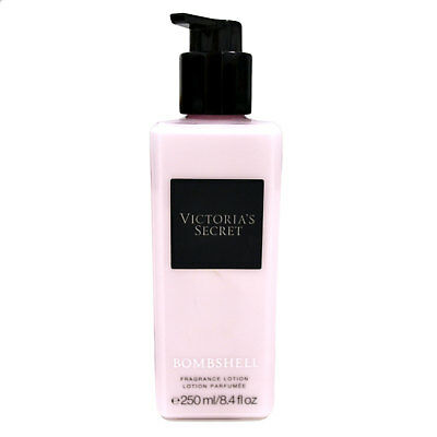 Victorias Secret Bombshell Fragrance Lotion Body Cream 250 ml 8.4 Fl Oz Vs New
