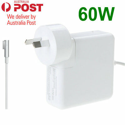 "60W For APPLE MacBook Pro Power Battery Charger AC Adapter 13"" 15"" A1278 A1342"