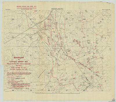 1st World War Trench/Barrage/Aerial/Target Maps Anzac Vimy Ridge Ypres DVD-ROM