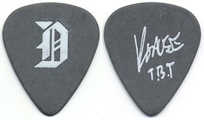 Kid Rock Jason Krause authentic stage band 2002 Cocky tour signature Guitar Pick