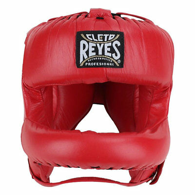 Cleto Reyes Redesigned Head Gear with Nylon Face Bar