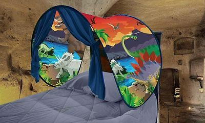 Dream Tents DINOSAUR ISLAND Dream Tent As Seen On Tv Twin Size Pop Up Play Tent