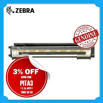 Zebra Genuine Printhead Assembly for GK-420d/GX-420d Thermal Printer (203 DPI)