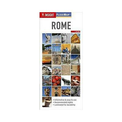 Insight Flexi Map: Rome by Insight Guides