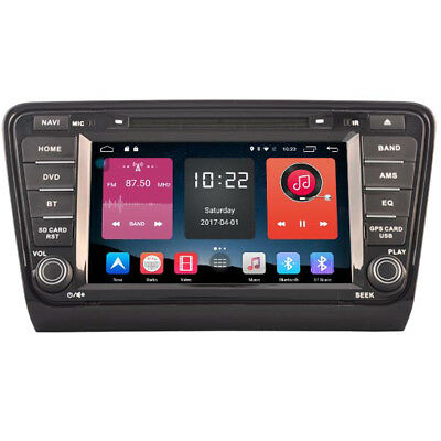 """8"""" Android 6.0 Car DVD Player Radio GPS for Skoda Octavia III A7 2013-2016 TPMS"""