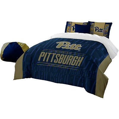 Northwest Company Pittsburgh Panthers Full/queen Comforter & Shams Set