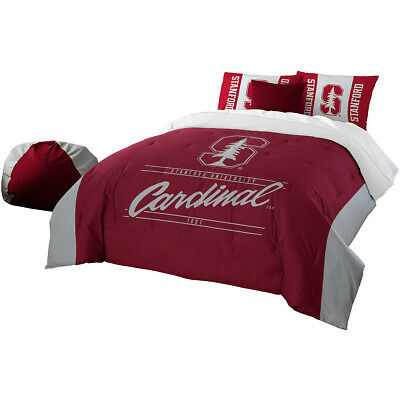 Northwest Company Stanford Cardinal Full/queen Comforter & Shams Set
