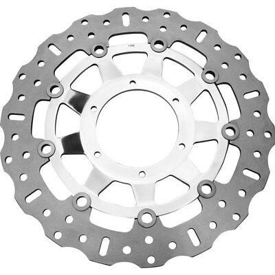 EBC Contoured Polished Front Brake Rotor - MD1134CC